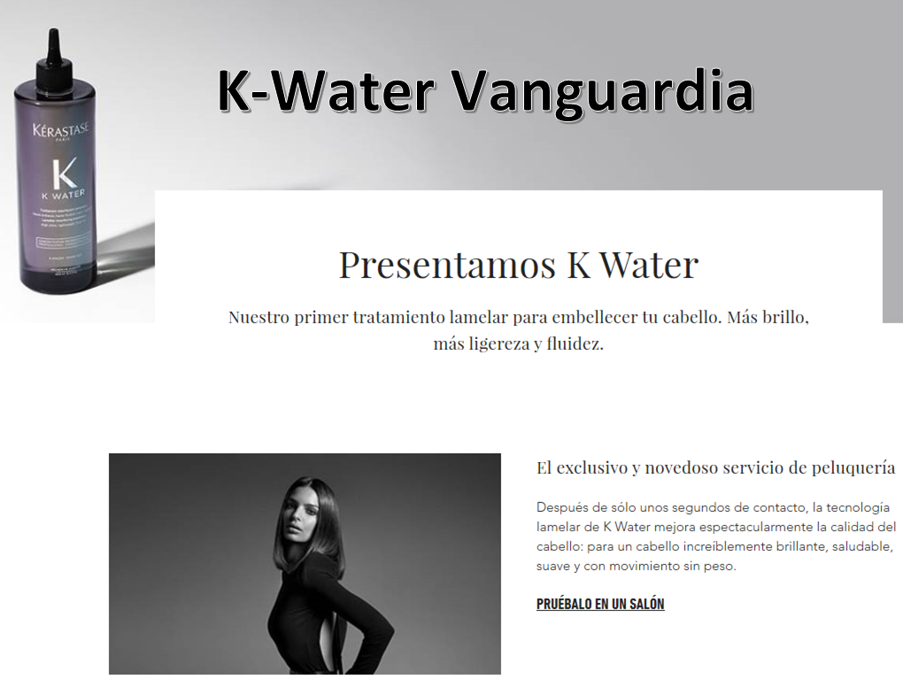 K Water vanguardia